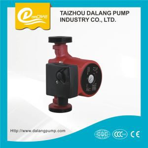 100W Low Noise Automatic Hot Water Circulating Pump for Domestic Use with Brass Connector